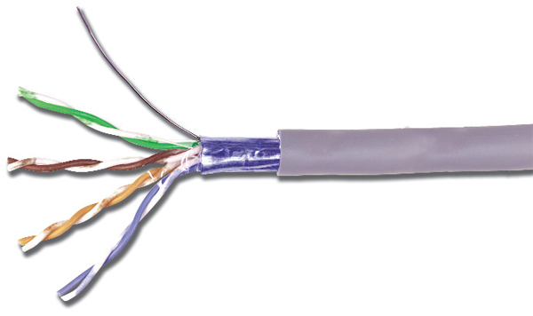 Premium 5e F/UTP Cable - US - International