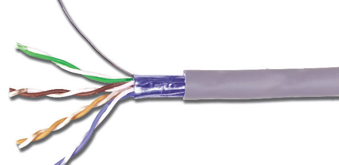 Solution 5e F/UTP Cable - US