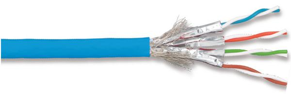 Category 7A 1000MHz S/FTP Cable - US