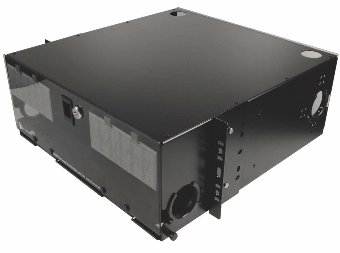 Rack Mount Interconnect Center (RIC) Enclosures - Expanded