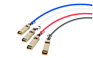 SFP+ 10G Cisco Compatible Direct Attach Copper Passive and Active Cables
