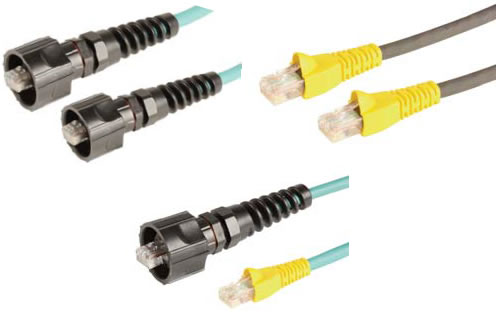 Siemon Cat5e 10ft Patch Cable