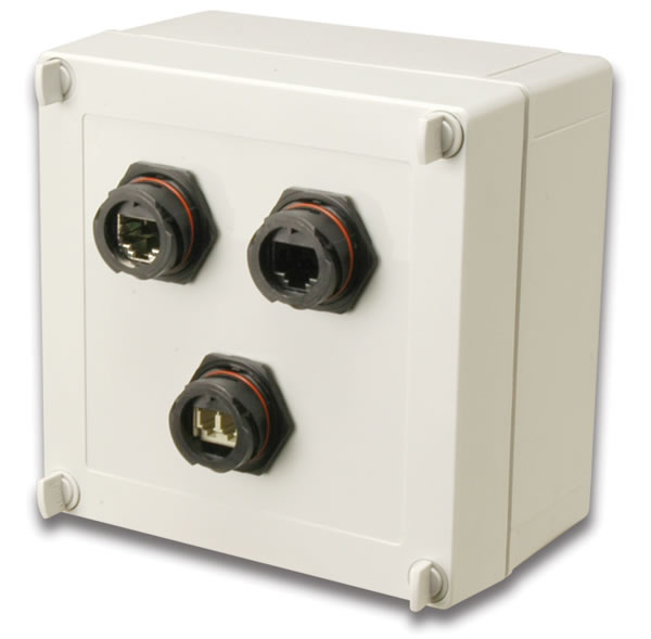 Ruggedized Surface Mount Box