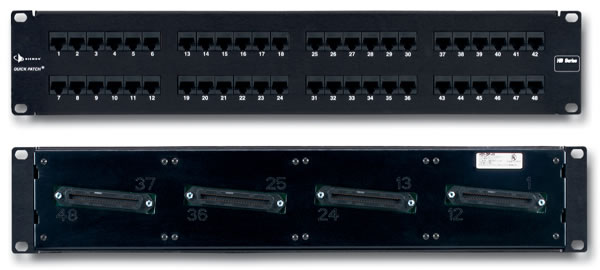 HD5 Quick-Patch Panel