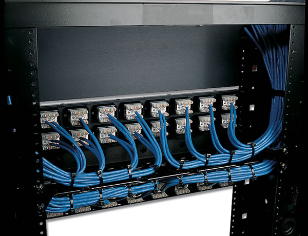 Rear Cable Managers