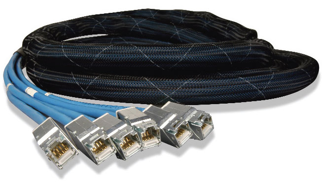 Pre-Terminated Trunking Cable Assemblies - EMEA/APAC