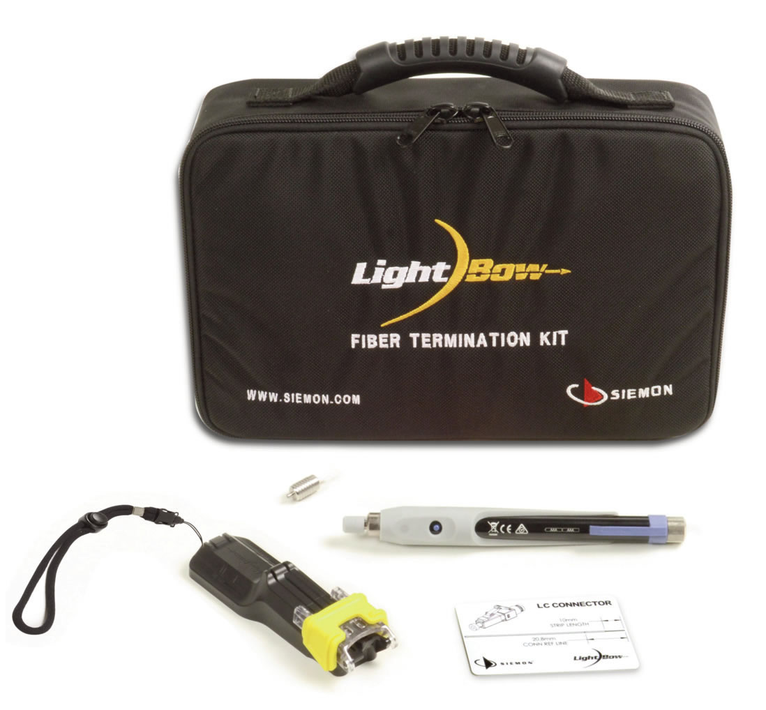LightBow Fiber - Termination Upgrade Kit