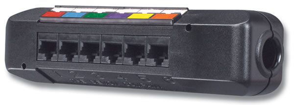 6-Port SP5 Surface Pack Module