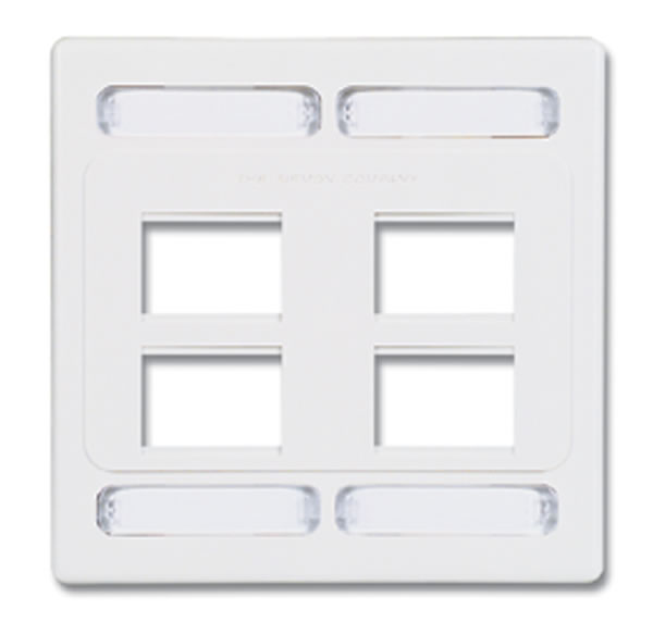 Visio Stencil Single Gang Outlet